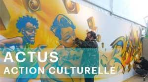 Actus action culturelle Hip Hop Citoyens