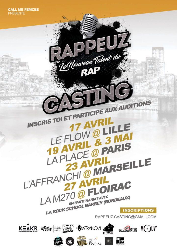 Castings RAPPEUZ