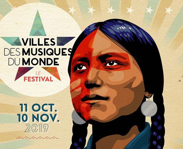 festival Villes des Musiques du Monde 2019 - ban