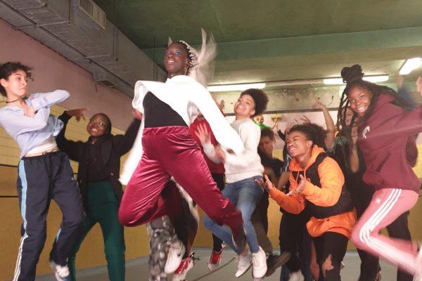 Hip Hop Lycée Turgot